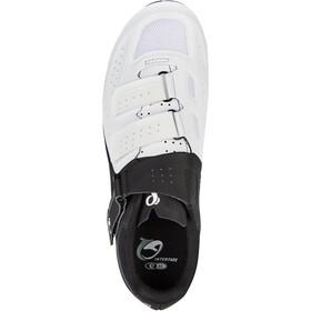 PEARL iZUMi Select Road V5 Shoes Herre white/black